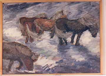 Hross í stórhríð (1982)